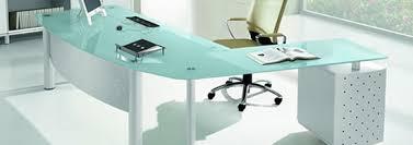 Executive Desks Office Furniture Glass Executive Desks 24 Modi Plus Black Audioequipos