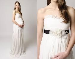 civil wedding dress tina mak maternity bridal gowns polka dot