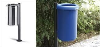 outdoor wonderful large metal garbage can large garbage cans