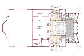 lecture hall floor plan meleca architects llc franciscan university chapel