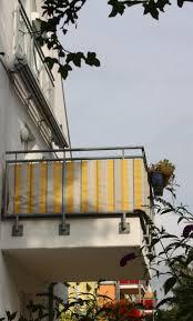 seitenschutz balkon welcher stoff eignet sich als sichtschutz für den balkon