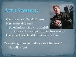 Seeking Dram The Analytical Breakdown Of Hamlet Act 1 Ppt