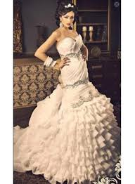 wedding dress with bling 2018 white evening dresses bling bling organza