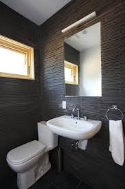 decorative modern half bathroom ideas