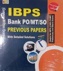 previous papers ibps common written exams for bank po mt with