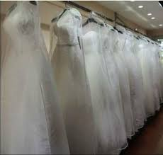 wedding dress garment bag 2015 new a line wedding dress bags high quality white dust bag