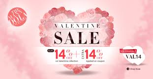valentines sale valentines day special sale on ethnic designer collection at