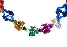 sukkah decorations shiny sukkah chain decoration mazal judaica