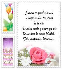 imagenes bonitas de cumpleaños para el facebook las mas lindas frases para el cumpleaños de una hermana saludos de