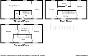 3 bedroom town house for sale in fleet road holbeach pe12