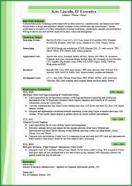 Vmware Resume Examples by Standard Format Resume Sample Format Resume Sample Resume