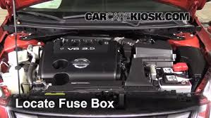 blown fuse check 2007 2013 nissan altima 2011 nissan altima sr