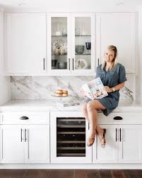 white kitchen cabinets with glass cup pulls finally our kitchen remodel my style diaries