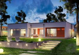 La Villa Bad Aibling Okal Bungalow Planungsvorschlag Im Bauhausstil Okal Bungalow