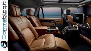 porsche panamera interior back seat range rover 2018 interior new rear seats top luxury youtube