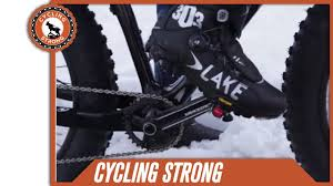 bicycle boots lake 303 fat bike shoe and what pedals to use youtube