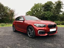 Sunset Orange by Joined The Bmw Club Today New M140i In Sunset Orange Bmw