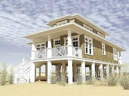 beach house layout raised beach house plans bold and modern simply pool house design