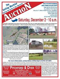 West Tennessee Auction Barn Auctions Kentucky Auctioneers Association Professional