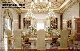 Classic Luxury Interior Design Luxury Classic Dining Room Interior Design Decor And Furniture