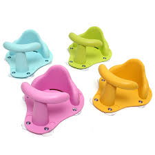 4 colors baby bath tub ring seat infant children shower toddler