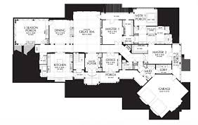 house plans for entertaining pretentious best house plans for entertaining 6 floor small home act