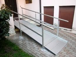 pedane per disabili installazione di ra di accesso per abitazioni e condomini