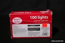 Cvs Christmas Lights Lot 2x100 200 Multicolor Holiday Lights Merry Brite Cvs 460756