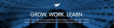 american public university system jobs online jobs
