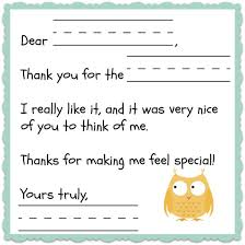 thank you note template for free notes template free
