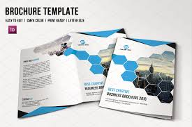 letter size brochure template corporate brochure template v604 brochure templates creative