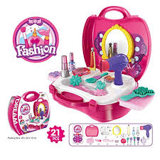 Girls Play Vanity Set Dream Dazzlers Light Up Princess Vanity Set Toys R Us Toys