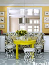 settee for dining room table 19 lovely ways a settee can squeeze more guests around the dining