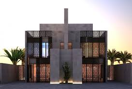 single story modern house plans minimalist concept interior design