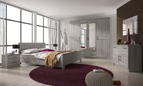 chambre adulte bois chambre contemporaine bois gris