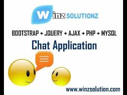 part 2 chat application using bootstrap jquery ajax and php