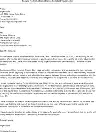 examples cover letter for administrative assistant eliolera com