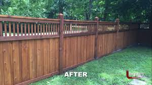 Decorative Fencing Decorative Fence Staining Legacy Painting
