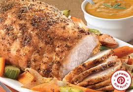 boneless turkey aldi us roasted turkey breast with pumpkin gravy