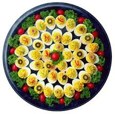 deviled egg plates s sausage shoppe trays deviled egg tray