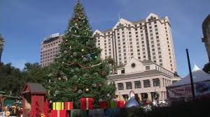 christmas in the park returns to downtown san jose abc7news com