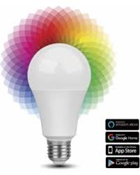 light bulbs controlled by iphone deal alert smart wifi led light bulb wireless multicolored home