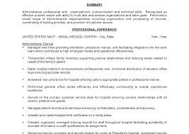 sle functional resume entry level functionalesume search administrative how to