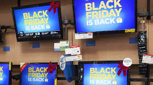 best tv sale deals black friday online sales surge but americans still lining up for black friday