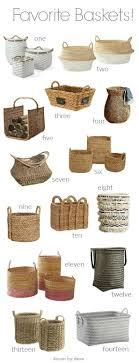 baskets for home decor 181 best baskets more images on pinterest door entry furniture