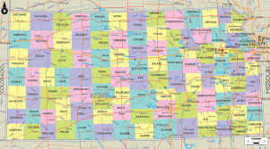 Road Maps Usa by Kansas Cities Map Usa