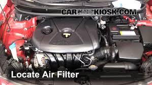 hyundai elantra air filter air filter how to 2013 2016 hyundai elantra gt 2013 hyundai