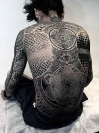 120 back tattoos for masculine ink designs