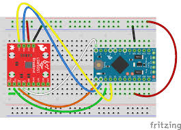 lsm9ds1 breakout hookup guide learn sparkfun com