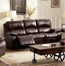 Top Grain Leather Reclining Sofa Top Grain Leather Reclining Sofa